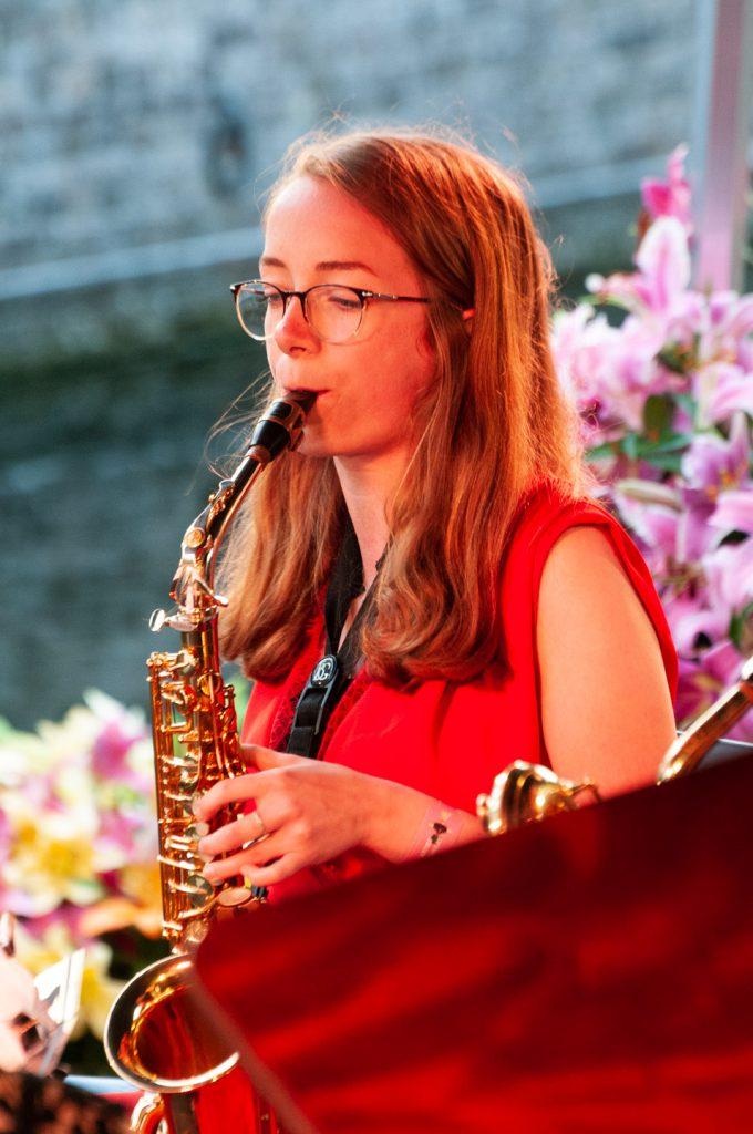 Vlam Saxofoonkwartet